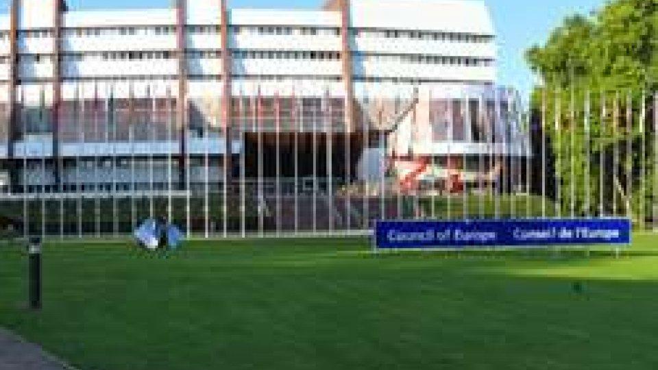 Strasburgo: domani la Delegazione Consiliare Sammarinese all'Assemblea Parlamentare del Consiglio d'Europa