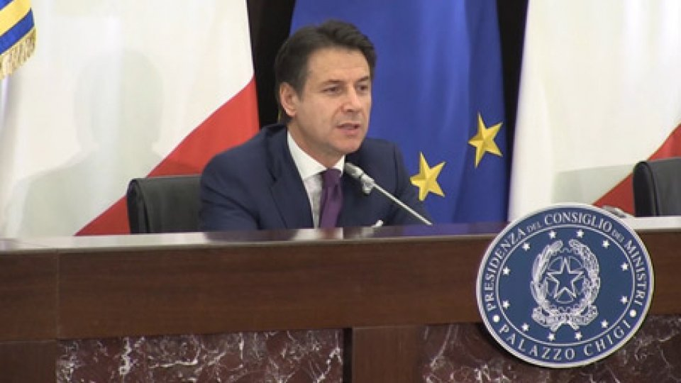 """Il premier ConteManovra, Conte: """"Prima tappa di un progetto riformatore che durerà 5 anni"""""""