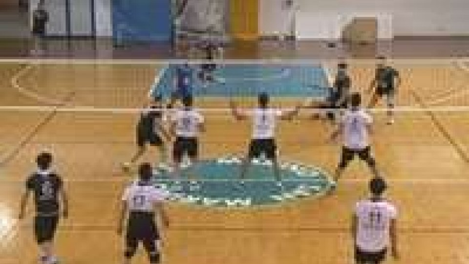Volley: vince la Royal, cade la Banca di San Marino