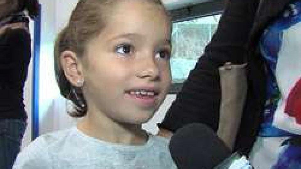 Nel video le interviste ai piccoli studentiSan Marino: primo giorno di scuola per più di 4mila studenti