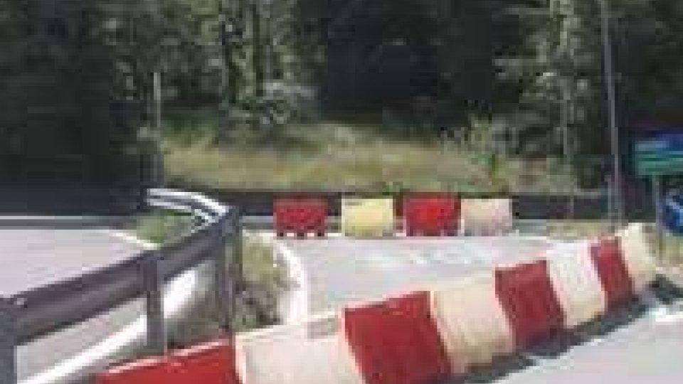 La chiusura che divide: borghigiano contro l'intervento sullo svincolo sulla superstrada di via Ordelaffi.