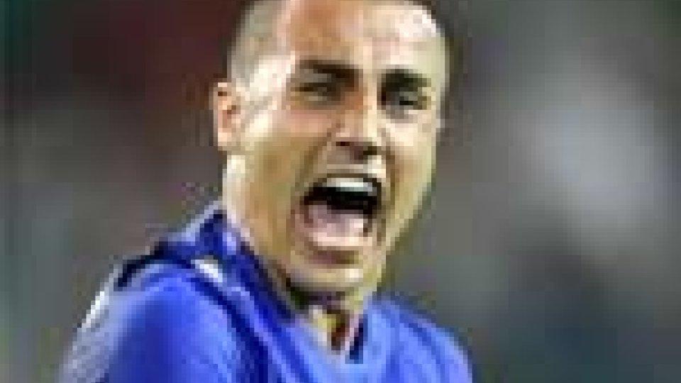 Calcio, Fabio Cannavaro positivo all'antidoping