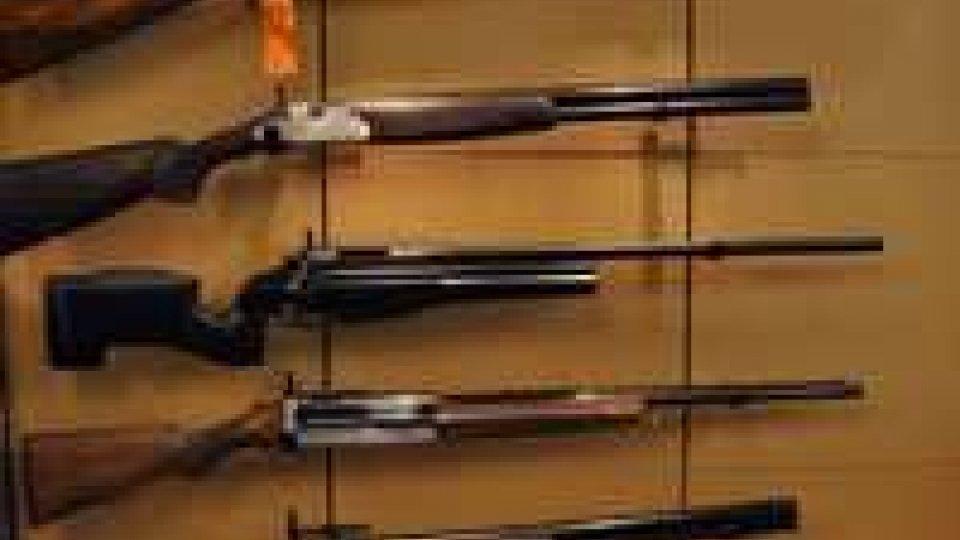 Censimento armi: tempi e modalità