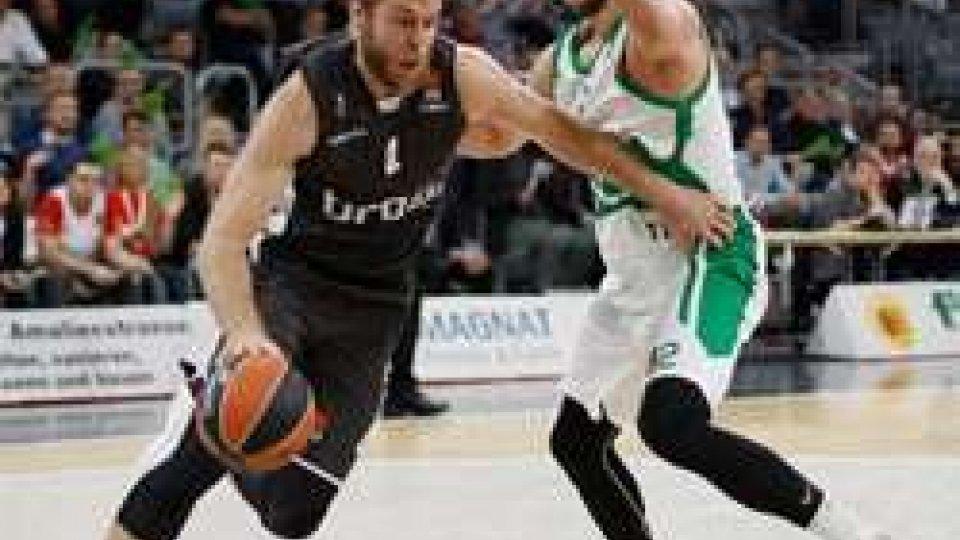 Eurolega, Kazan: Langford firma il 63-58 su Bamberga