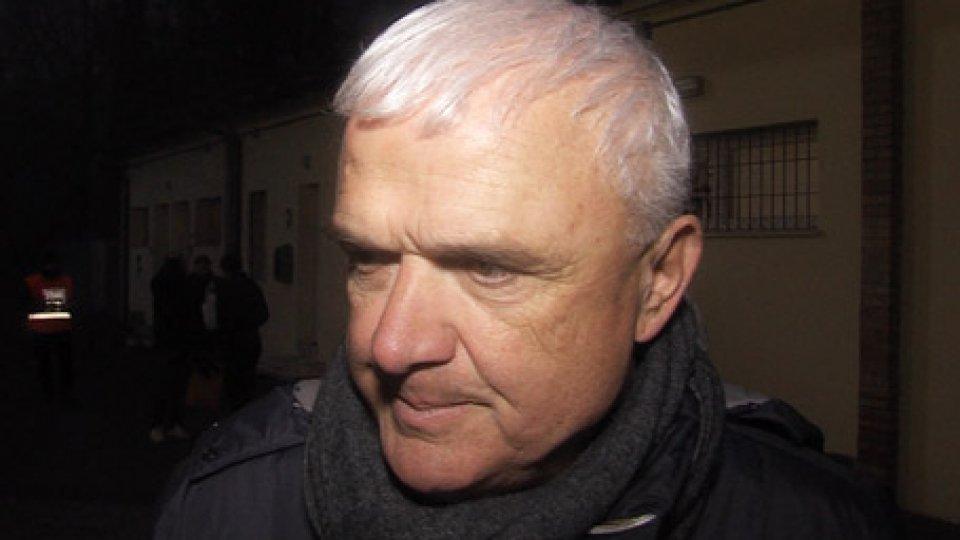 Oberdan MeliniIl D.S del San Marino annuncia l'arrivo di un attaccante