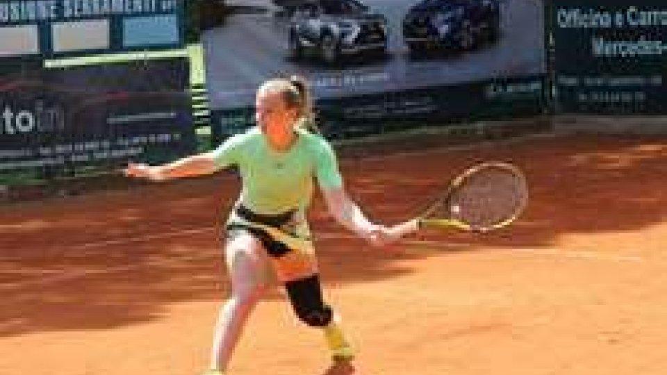 Ancora successi per i giovani della San Marino Tennis Academy