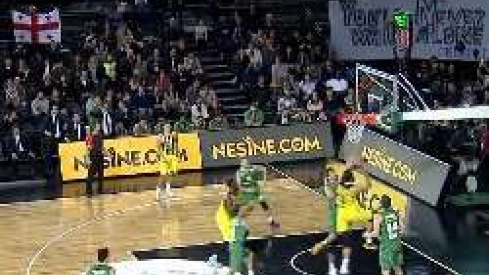 Eurolega: l'Olympiacos crolla a KaunasEurolega: l'Olympiacos crolla a Kaunas