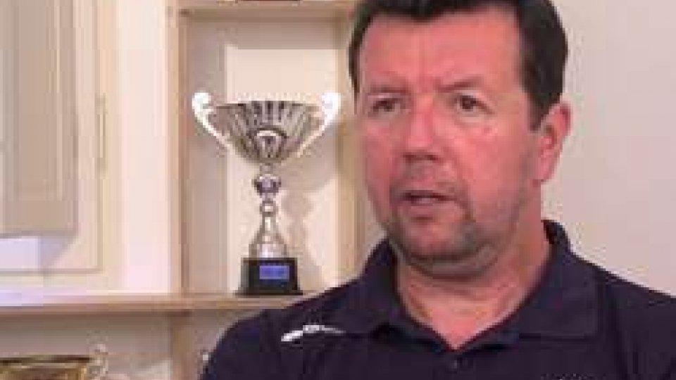 """Spiro LekaVL Pesaro, Spiro Leka: """"Soddisfatto dei primi arrivi, ma per la squadra non dobbiamo avere fretta"""""""