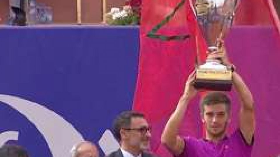 Borna Coric vince il torneoTennis Atp 250 Marrakesh: il croato Borna Coric vince il torneo, superando in finale Kohlshreiber