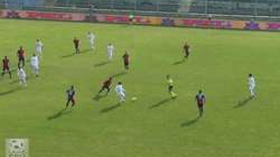 Lumezzane - Santarcangelo 0-0Lumezzane - Santarcangelo 0-0