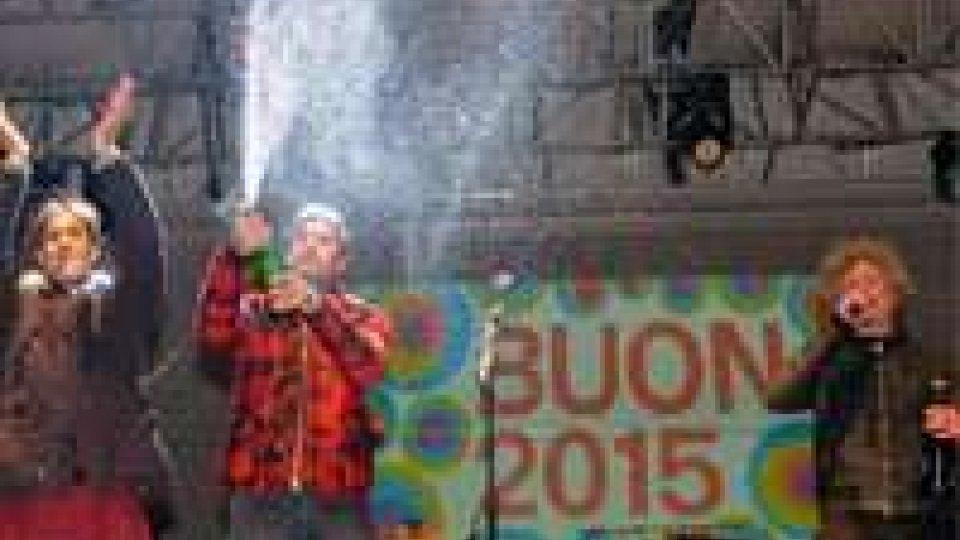 130mila persone al capodanno di Rimini