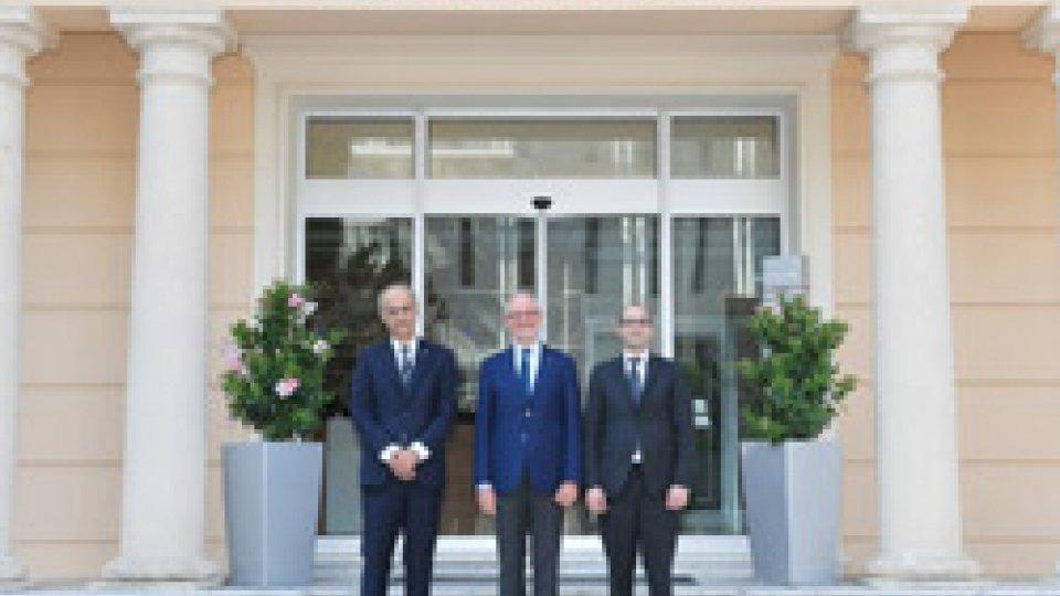 Segreteria Esteri: incontro trilaterale nel Principato di Monaco per aggiornamenti sul negoziato in corso con l'Unione Europea