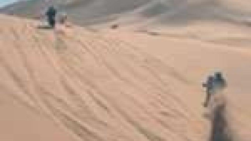 Tra due giorni il via alla Dakar 2012. Alex Zanotti è già in Argentina