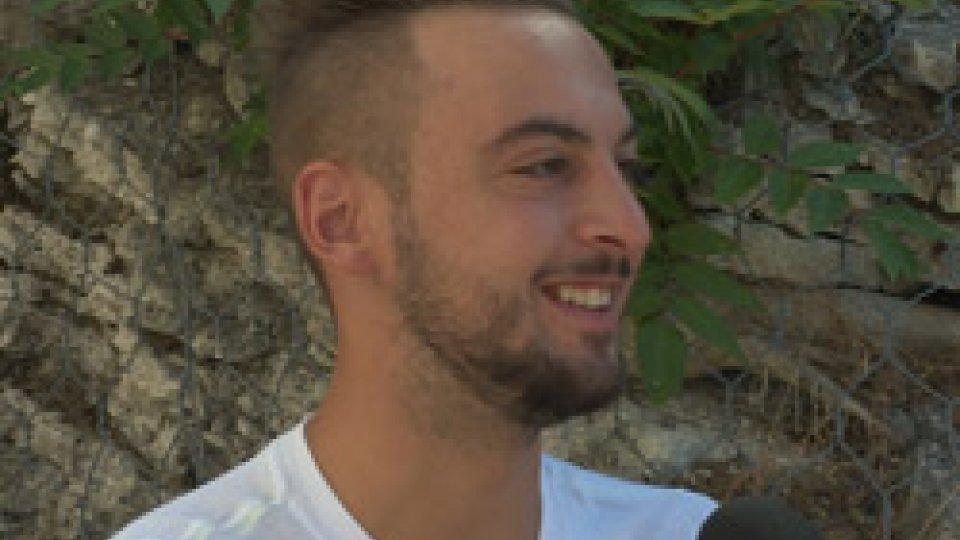 """Alessandro ContiAvezzano, Alessandro Conti: """"Ringrazio il San Marino ma ora punto a vincere il campionato"""""""
