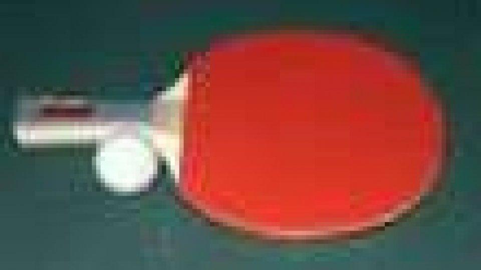 Racchetta da tennis tavolo