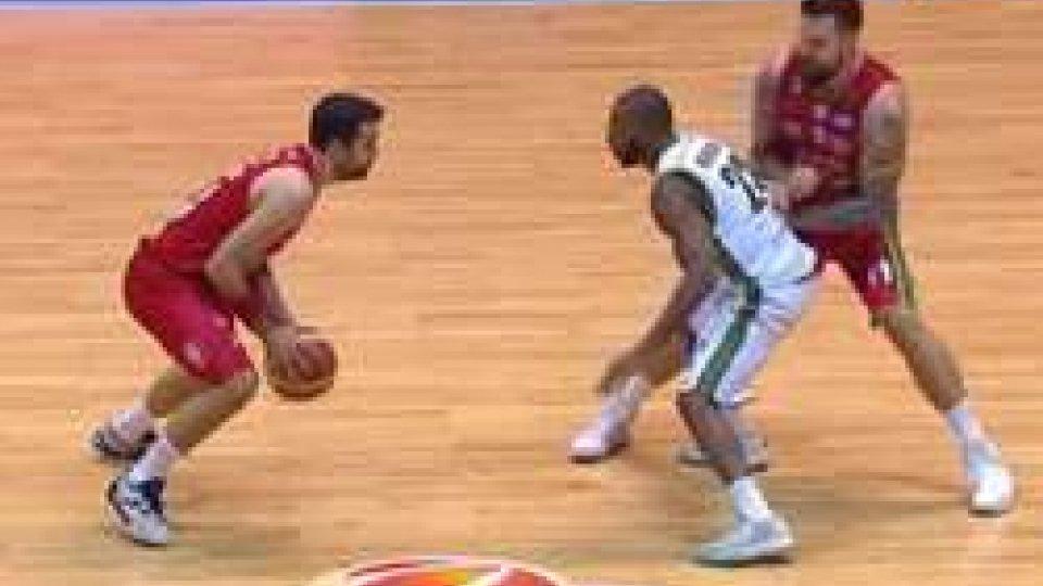Krunoslav Simon.Basket, Serie A: il derby è di Milano