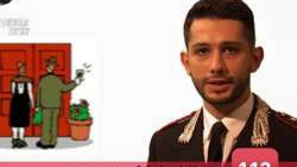 Il Comandante Mario ConioContro le truffe agli anziani arriva il video dei carabinieri