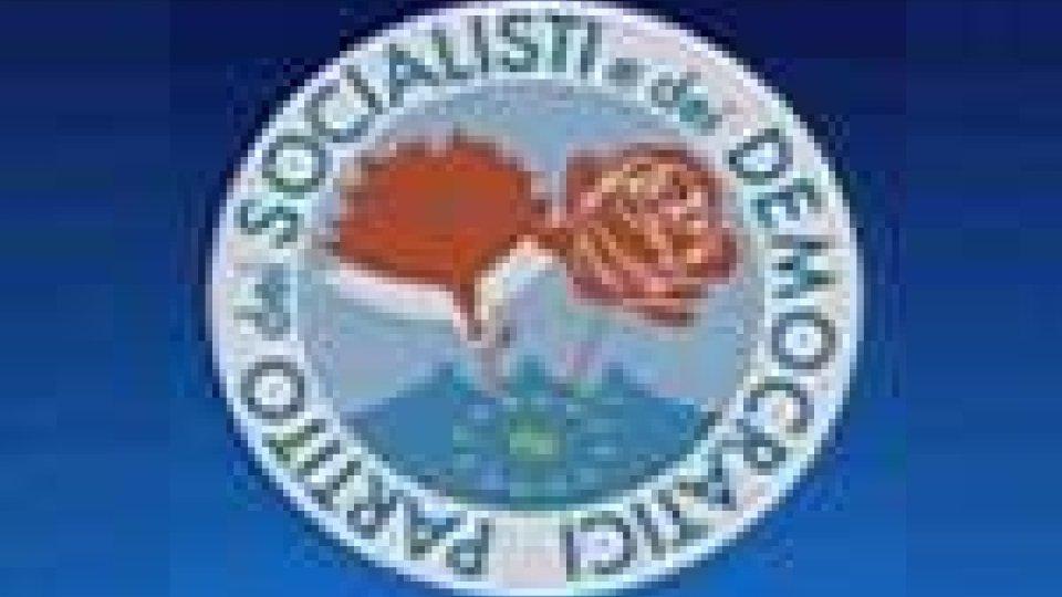 San Marino - Il Psd si congratula con Martin Schulz