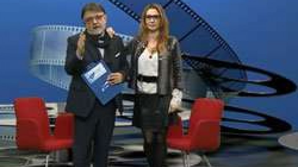Francesco Zingrillo e Monica Fabbri<strong>AL CINEMA XVIII</strong>: primissime in sala rigorosamente in tv