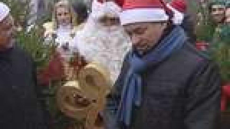 Oggi l'apertura ufficiale del Natale delle Meraviglie