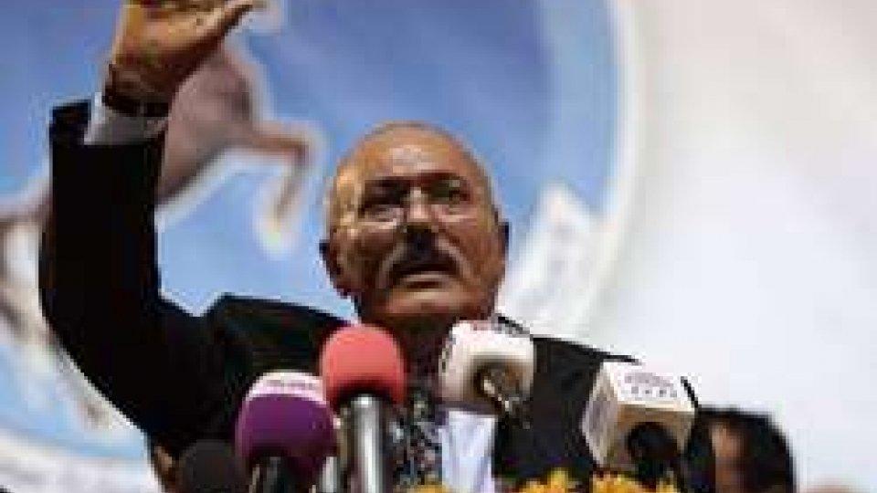 l'ex Presidente yemenita SalehYemen: Paese nel caos, ucciso l'ex Presidente Saleh