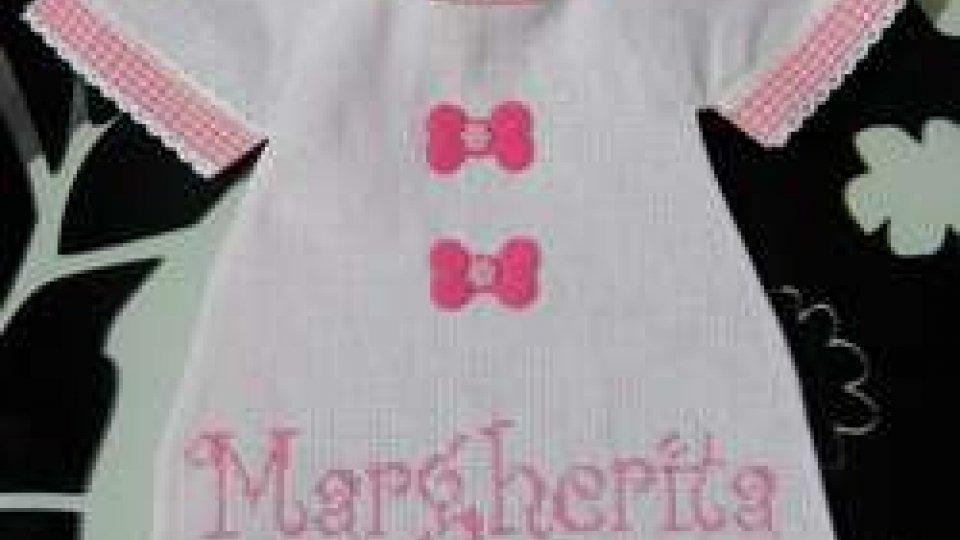 Benvenuta Margherita, fiocco rosa a San Marino RTV
