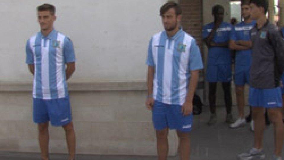 la presentazione del San MarinoSan Marino Calcio, in attesa dell'esperienza ecco una rosa giovanissima e rinnovata