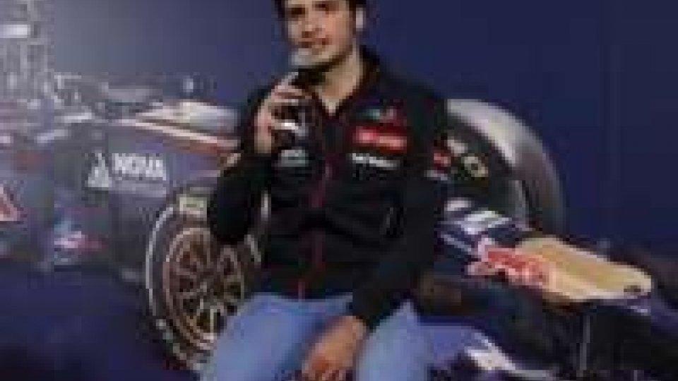 F1: Toro Rosso, arriva Carlos Sainz jr