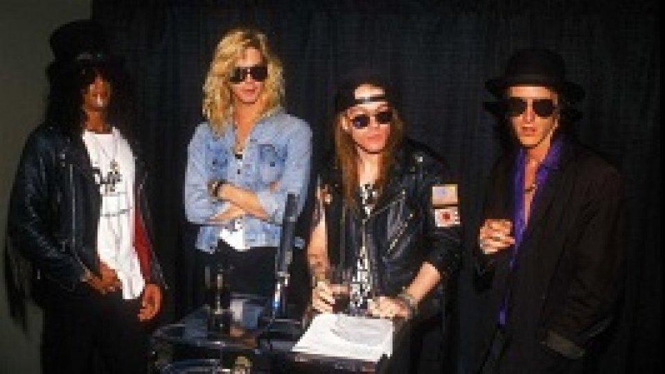 Guns N? Roses da record su YouTube