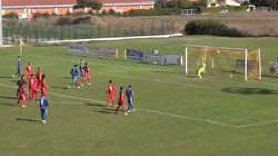 I gol del 4° turno di Serie DSerie D, i gol del 4° turno del Girone F: pasticcio Traini, deve restituire palla ma va a segnare