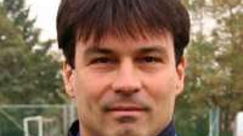 Filippo Masolini nuovo tecnico del Santarcangelo