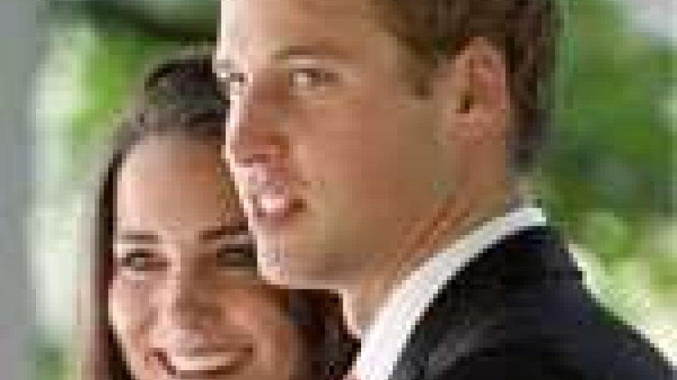 William e Kate finalmente sposi