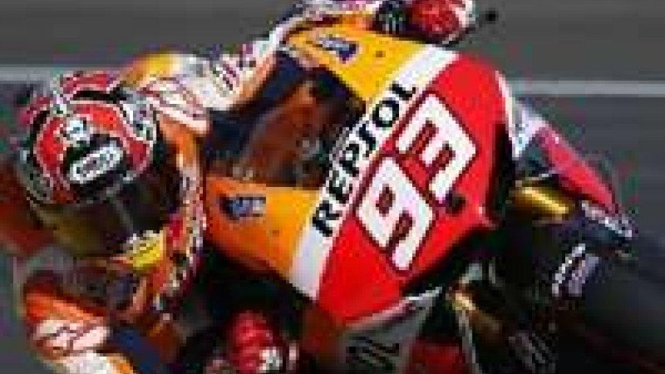 MotoGP: Marquez in pole a ValenciaMotoGP: Marquez in pole a Valencia
