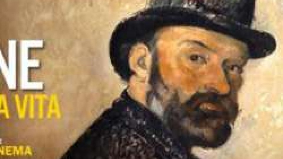 CézanneCézanne a San Marino dipinge al cinema