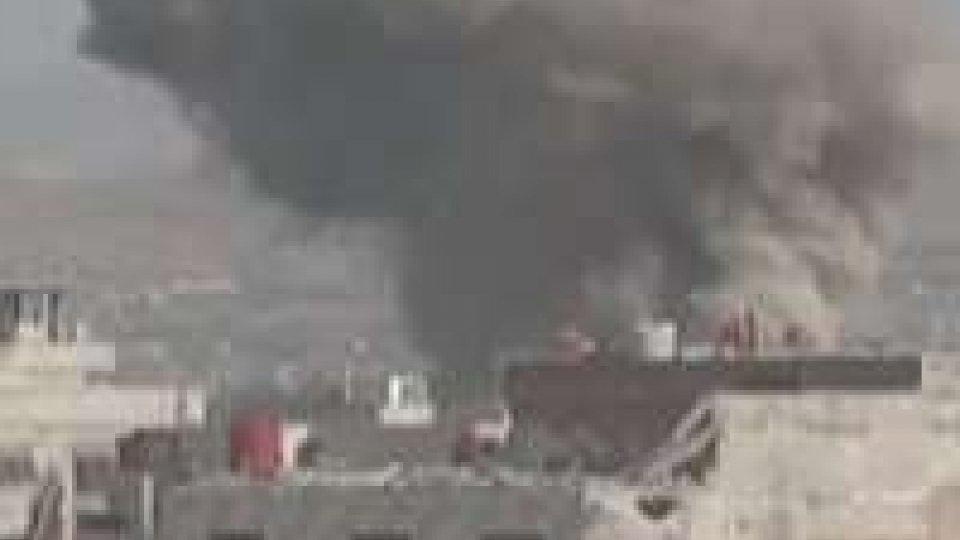 Siria: scontri tra Homs e Damasco