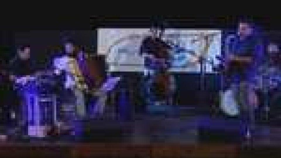 San Marino - Notte di jazz e passione a Borgo Maggiore per l'ultimo concerto di Allegrovivo davanti ad un pubblico numeroso