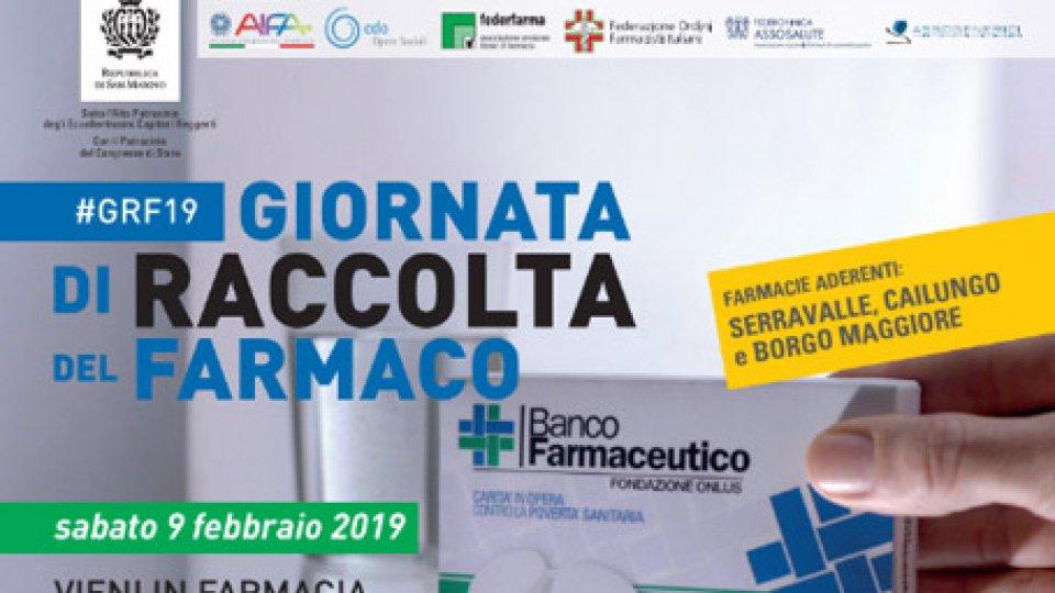 San Marino aderisce anche quest'anno al Giornata per la raccolta del farmaco