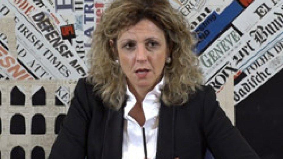"""Barbara LezziViolenza contro le donne, via libera del governo al """"codice rosso"""""""