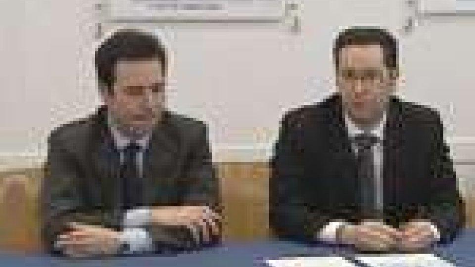 San Marino - La nuova dirigenza Dc presenta il tesseramento e si presenta alla cittadinanza