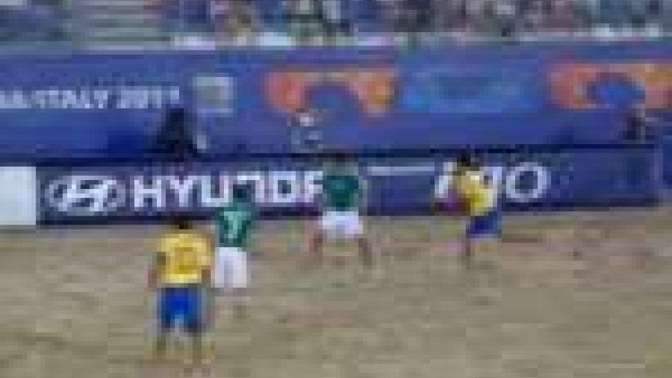 Mondiali di Beach Soccer: Brasile e Russia avanti
