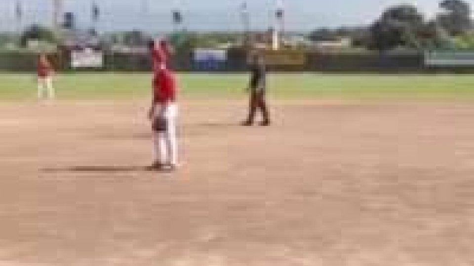 Baseball Giovanile: San Marino batte anche la Repubblica Ceca