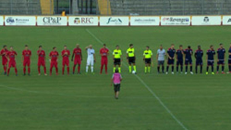 il Ravenna vince il Derby dell'AdriaticoCoppa Italia Serie C: il Ravenna vince il Derby dell'Adriatico contro il Rimini