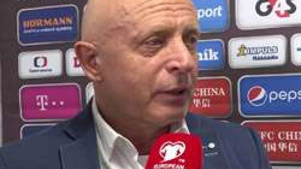 "Karel JarolimKarel Jarolim: ""San Marino è una squadra con grande cuore"""