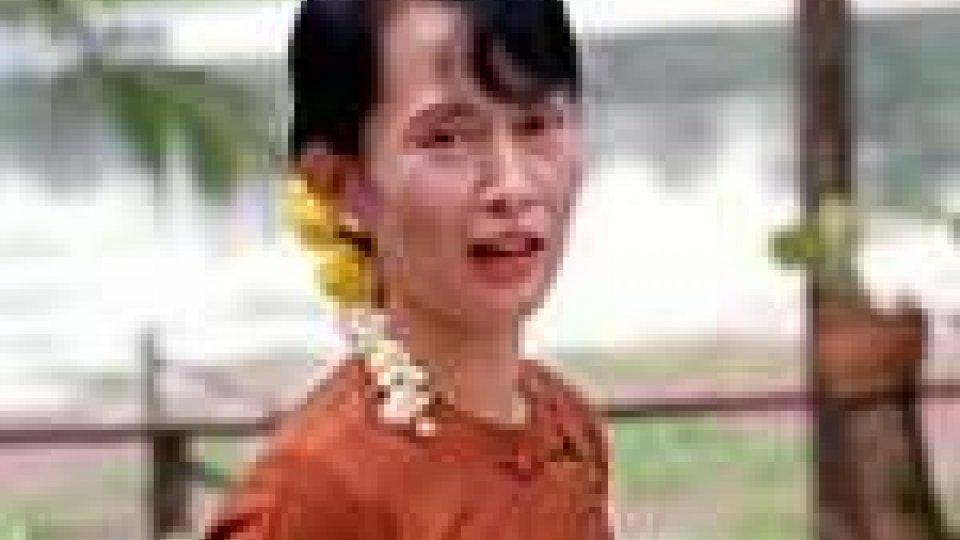Augn San Suu Kyi