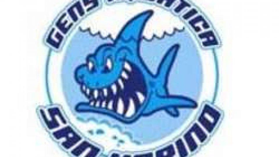 Storico passo per le società Gens Aquatica e San Marino Nuoto