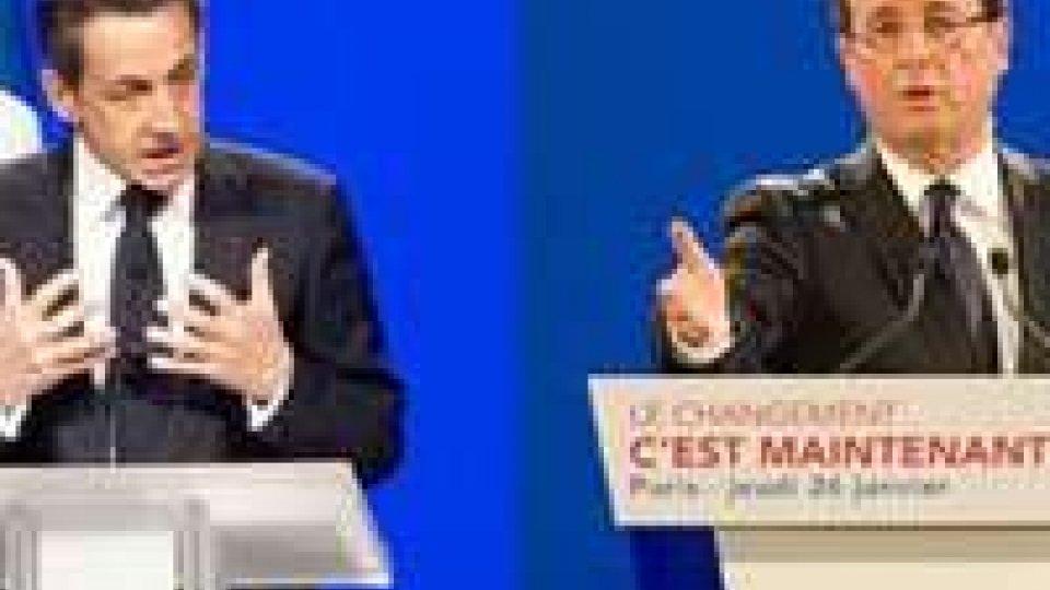 Francia 2012: Sarkozy-Hollande, sondaggi prima del silenzio
