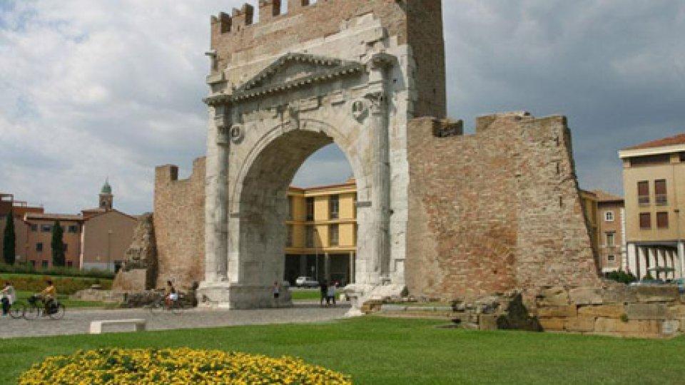 L'arco di Augusto di RiminiQualità della vita: in testa il nord-est, Rimini perde 7 posizioni