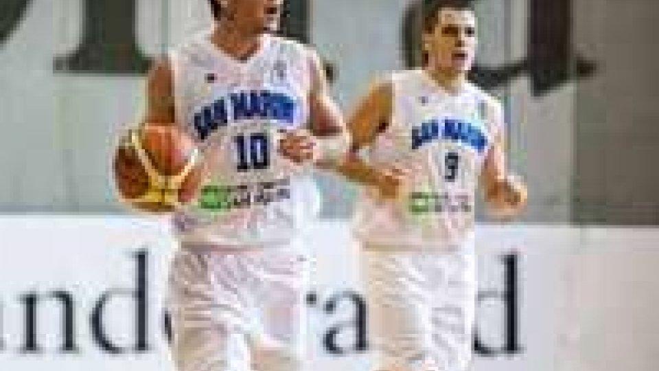 La nazionale Under 18 nella Hall of Fame del basket sammarines