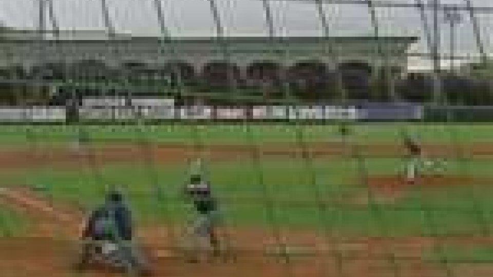 Baseball gara3:  De Angelis Godo-T&A San Marino 5-11