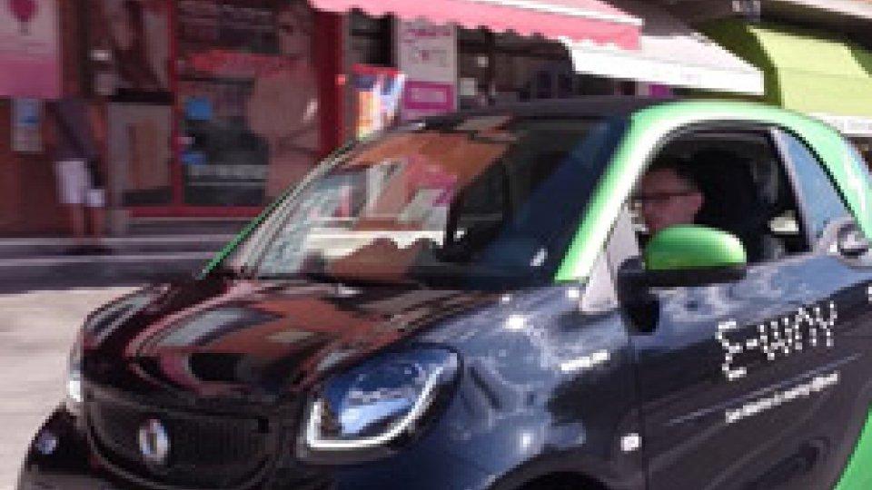 La prova dell'auto elettrica EWAY1In giro per San Marino con l'auto elettrica EWAY1, ecco come si guida